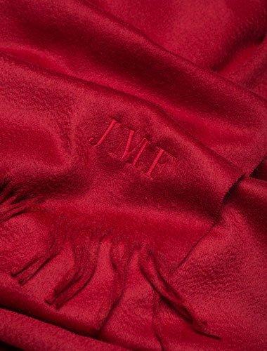 Barra Lightweight Merino Wool Camo Scarf